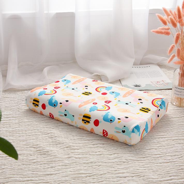 南通家纺 儿童乳胶枕卡通保健枕(图3)