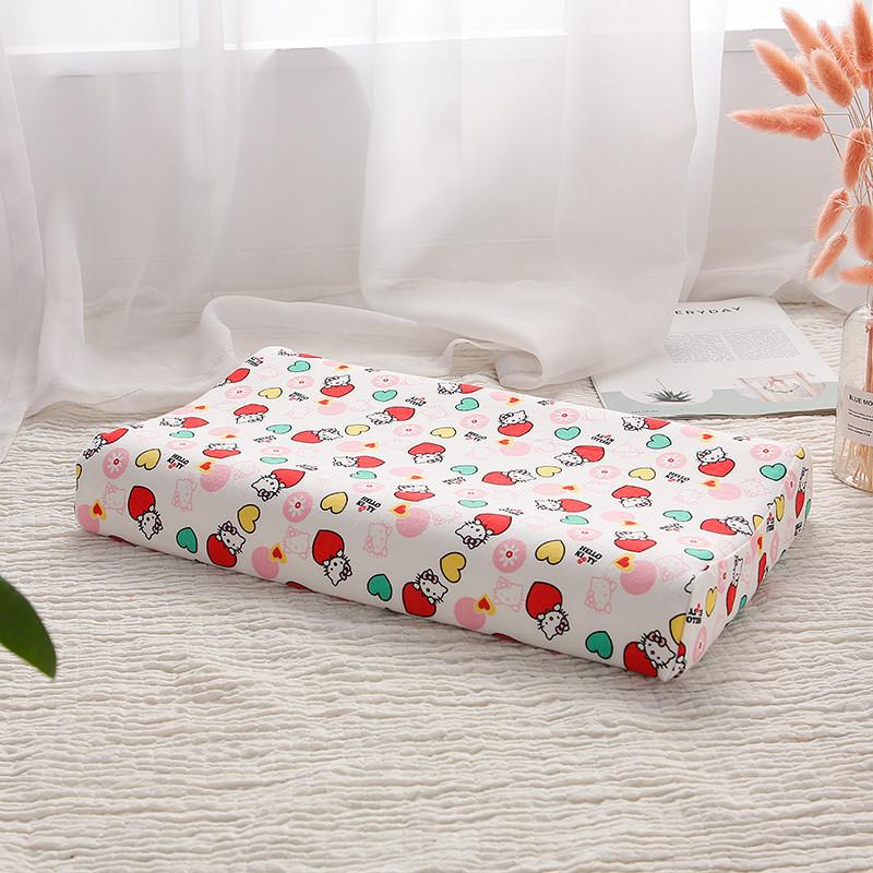 南通家纺 儿童乳胶枕卡通保健枕(图1)