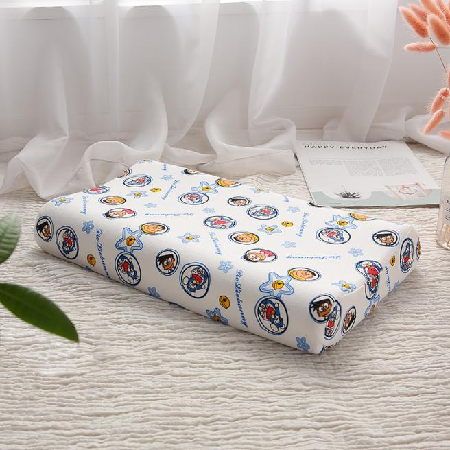 南通家纺 儿童乳胶枕卡通保健枕(图5)