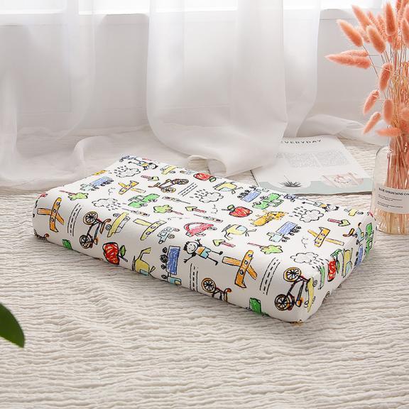 南通家纺 儿童乳胶枕卡通保健枕(图12)