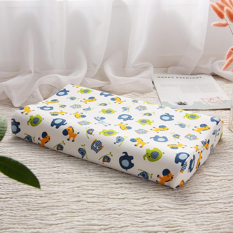 南通家纺 儿童乳胶枕卡通保健枕(图9)