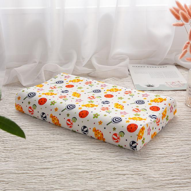 南通家纺 儿童乳胶枕卡通保健枕(图22)