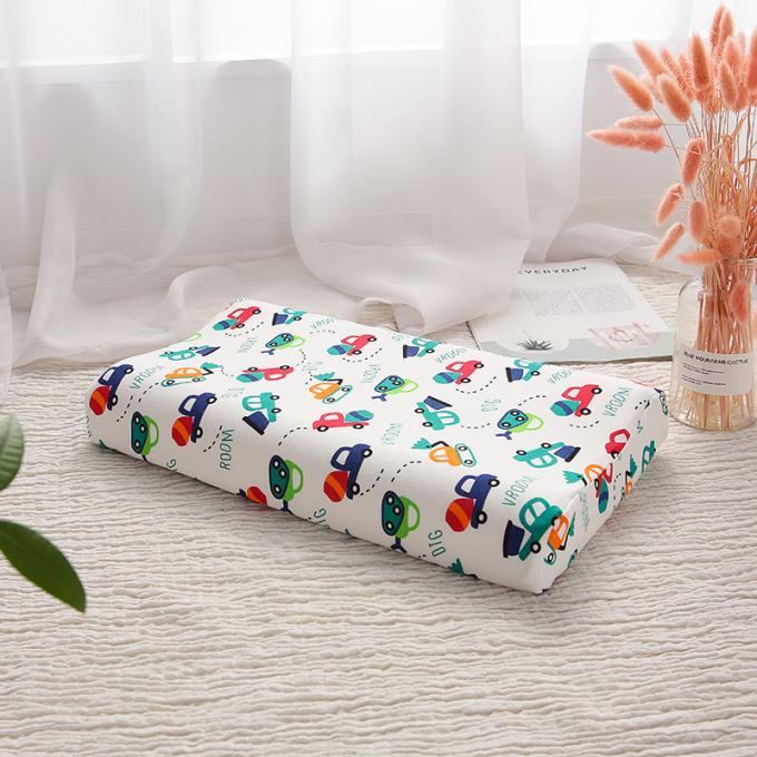 南通家纺 儿童乳胶枕卡通保健枕(图6)