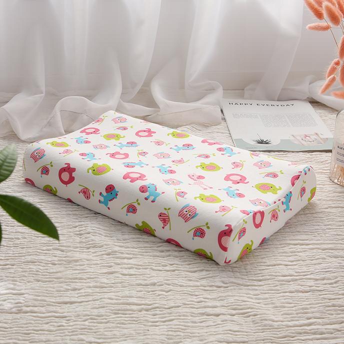 南通家纺 儿童乳胶枕卡通保健枕(图27)