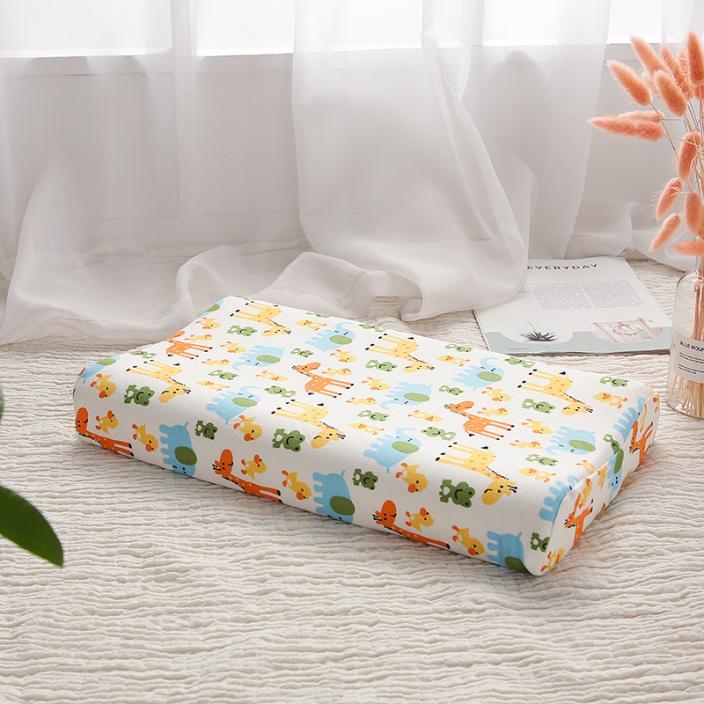 南通家纺 儿童乳胶枕卡通保健枕(图30)