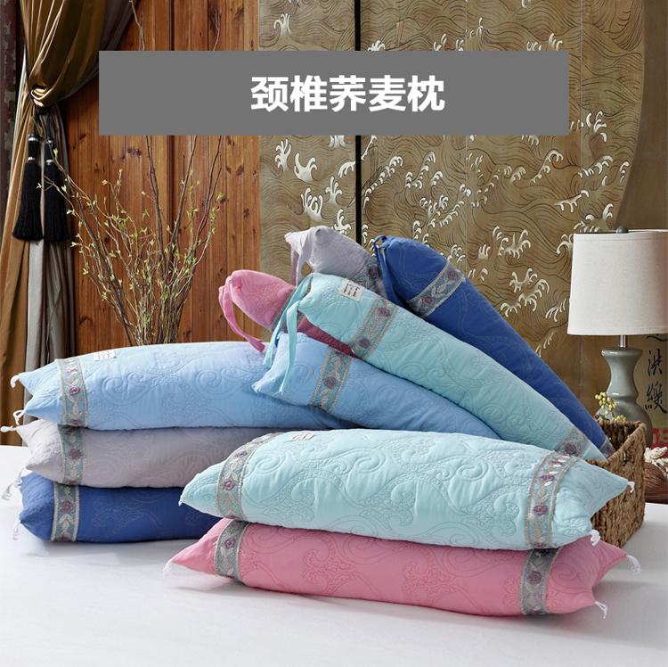 南通家纺 2020新款荞麦组合枕(图1)