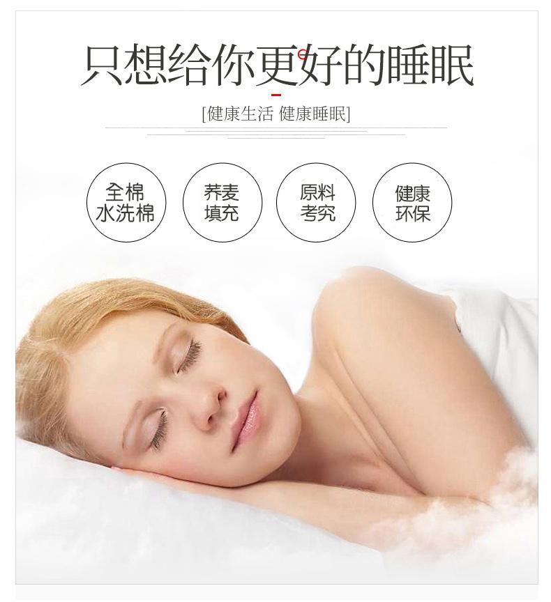 南通家纺 2020新款荞麦枕神仙鱼系列30*50(图3)