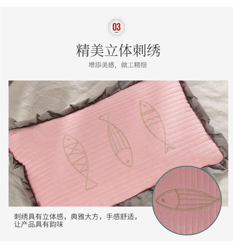 南通家纺 2020新款荞麦枕神仙鱼系列30*50(图8)