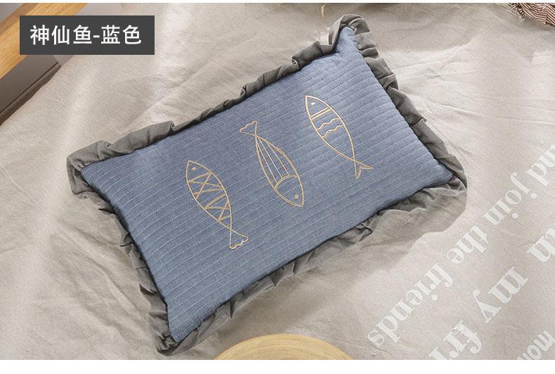 南通家纺 2020新款荞麦枕神仙鱼系列30*50(图16)