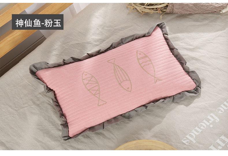 南通家纺 2020新款荞麦枕神仙鱼系列30*50(图14)