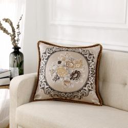 莱帝思 A801 欧款花类2抱枕