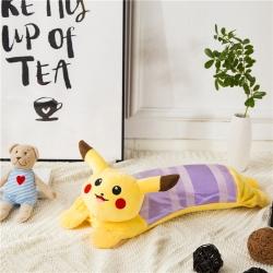 南企鹅 2019新款3D印花儿童枕 皮卡丘