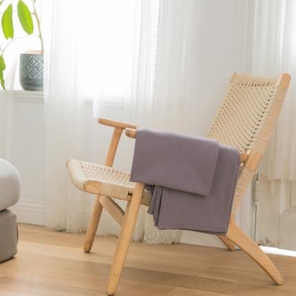 (总)欧麦家 2019针织天竺棉纯色单被套