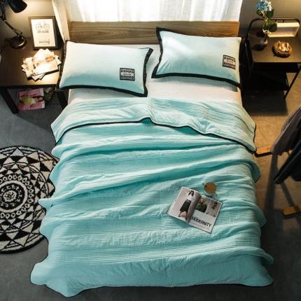 莫斯  北欧风夏被 水洗棉夏凉被空调被被子被芯 可另配枕套