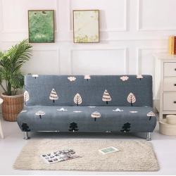 绒世家 2019新款折叠沙发床套 丛林