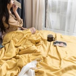 (总)西里家居网红刺绣60支天丝夏被薄被子空调被莱赛尔夏凉被