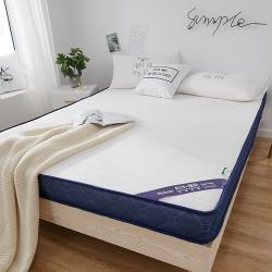 (總)伊先生針織有氧棉乳膠床墊專業定做6.5cm和10cm