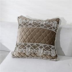 (总)我喜欢家居馆 水溶金线花边款抱枕