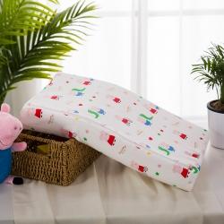 (总)微枕芯 2018新款儿童乳胶枕45*27*5cm