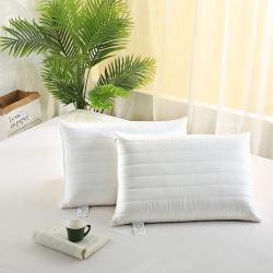 微枕芯 无印日式聚氨酯泡沫低反弹绗缝枕头慢回弹记忆棉枕