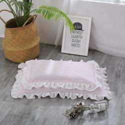(总)微枕芯 韩式水洗棉全荞麦枕大号40*60cm 包装+3