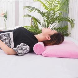 (总)微枕芯家纺 泰国皇家乳胶颈椎枕(含手提袋)