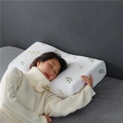 微枕芯家纺 新款皇家vip止鼾乳胶高枕