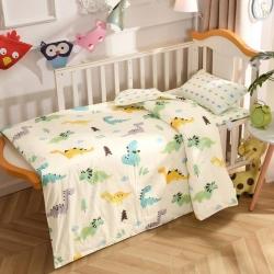 (總)微枕芯 開學季幼兒園三件套 幼兒園棉花被六件套支持定制