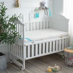 御嬰坊2019新款嬰幼兒3E椰棕床墊 負離子針織狗狗