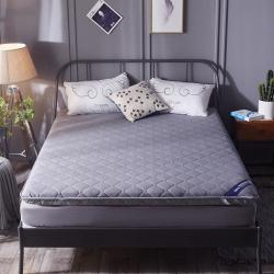依诺床垫 2018新款针织床垫 卡其灰10cm