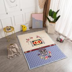 (总)卧潮家纺 可机洗四季款棉质多功能地垫