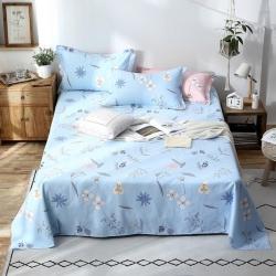 (总1)菲梵家纺 2019新款全棉单床单12868单品床单