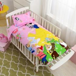 铭轩家纺 13372AA版婴童幼儿套件及单品第一批公主之恋