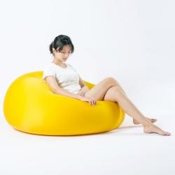 梨形懒人沙发豆袋榻榻米可拆洗创意布艺客厅卧室单人椅懒人沙发