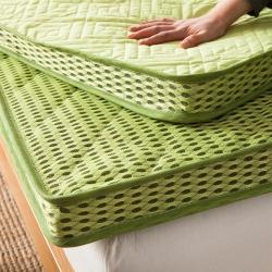 (总)迪乐妮垫业 4D透气立体床垫