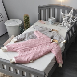(總)小馬達 兒童米奇空氣層分腿睡袋幼兒園兒童