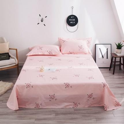 (总)凯磊家纺 2019新款13070小清新单品床单