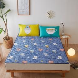 (總)舒居 2019新款全棉床護墊席夢思保護墊軟床墊