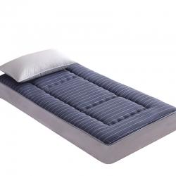 (总)加厚6厘米床垫被0.9榻榻米可折叠1.8海绵床褥子