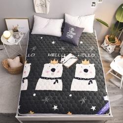 米帛床垫新款秋冬保暖床垫床护垫 席梦思保护套