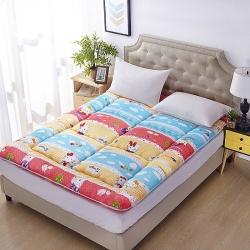 床垫学生宿舍0.9单人垫被榻榻米海绵1.5加厚1.8m床褥子