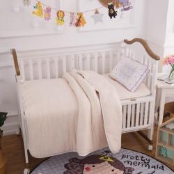 贝拉萌  新疆天然一级棉花被芯 幼儿园儿童棉花被棉花垫芯