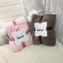 (总)花漾 大福系列毛毯