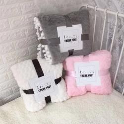 (总)花漾 心愿系列毛毯