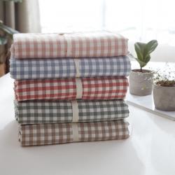 北欧良品(7规格现货)水洗棉被套单品无印良品被套单件