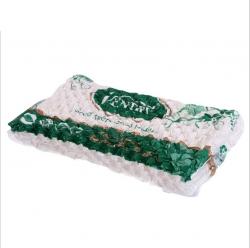 圣卓枕芯  ventryV牌泰国进口乳胶枕狼牙款枕头芯含外套
