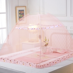 宝莱利家纺 儿童婴儿蚊帐-动物世界