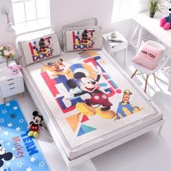 正版授权迪士尼Disney凉席冰丝席-炫彩缤纷 曼丝