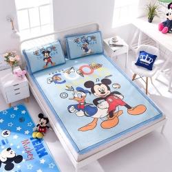 正版授权迪士尼Disney凉席冰丝席-周游世界 曼丝