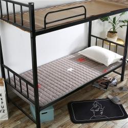 (总)火星时代 工厂跑量特价四季款床垫床褥子学生床垫床护垫子